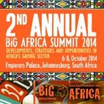 Big Africa Gaming Summit Takes Place in Johannesburg at the Beginning of October