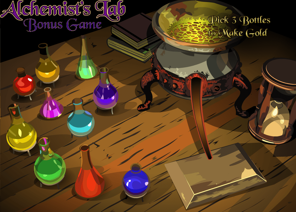 Play Alchemists Lab Online at Casino.com Canada