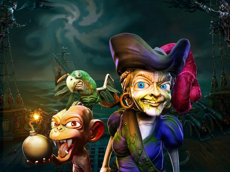 Слот ghost pirates