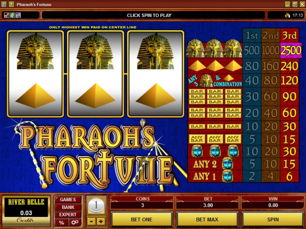 slot game online pharaoh s