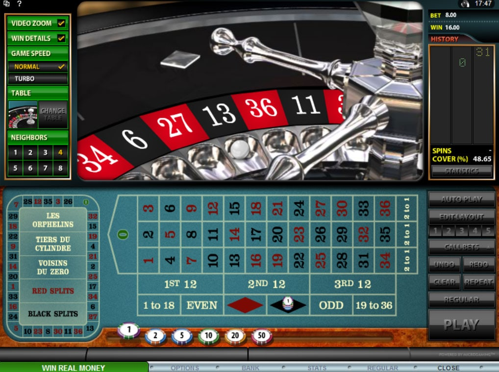 casino de online ra game