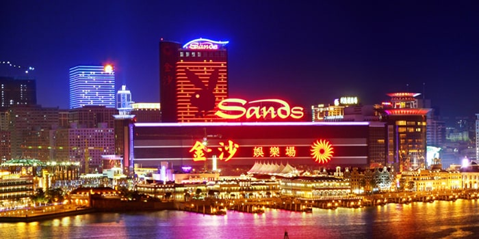 Macau Casino Resorts