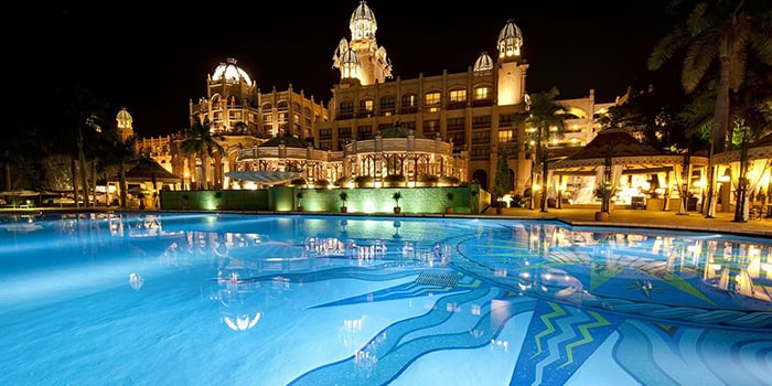 Sun city resort , South Africa