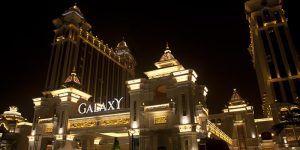 Galaxy Entertainment Reports Full-Year Revenue