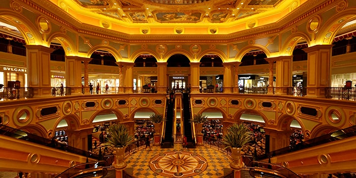 The Venetian Macao in Macau, China