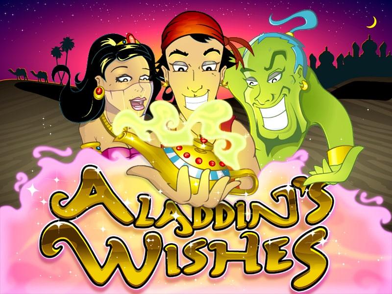 Free Slots Aladdins Wishes