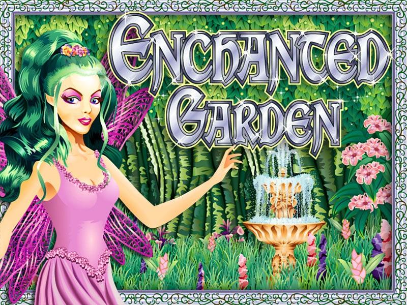 play enchanted garden slot by rtg - Slots Garden Casino