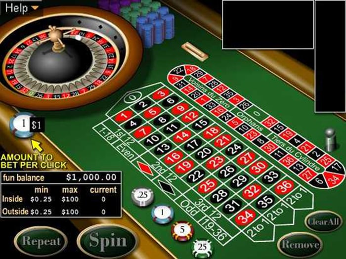 online casino roulette poker 4 of a kind