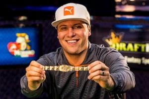 Brandon Barnette Wins 2015 WSOP $565 Casino Employees Event