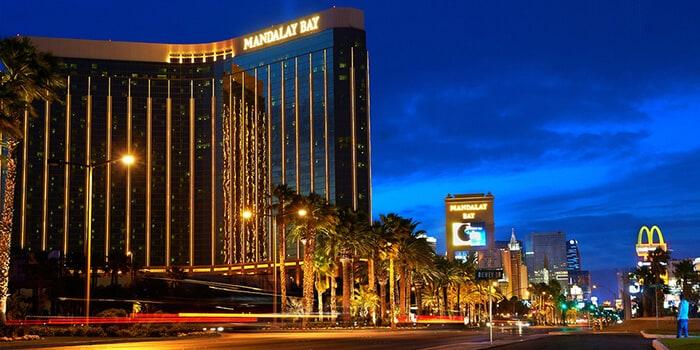 Mandalay Bay Casino Las Vegas