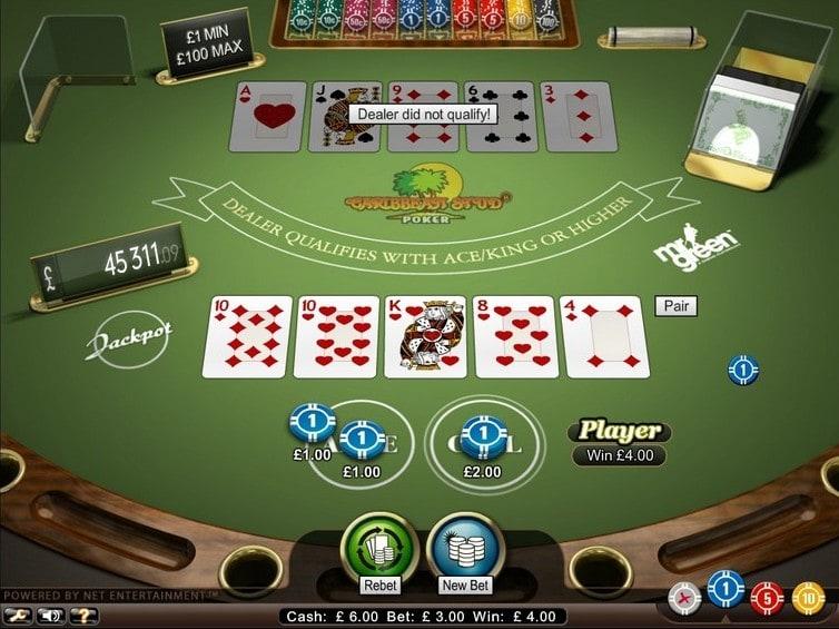 caribbean-stud-gameplay