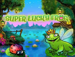 super_lucky_frog_logo