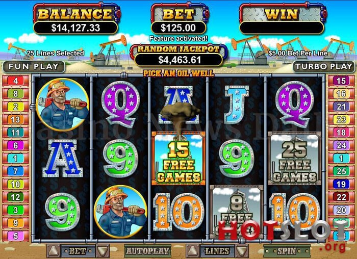 Tycoons Treasure Slots - Play for Free With No Download