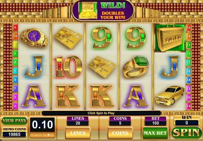 7-Gold Slot