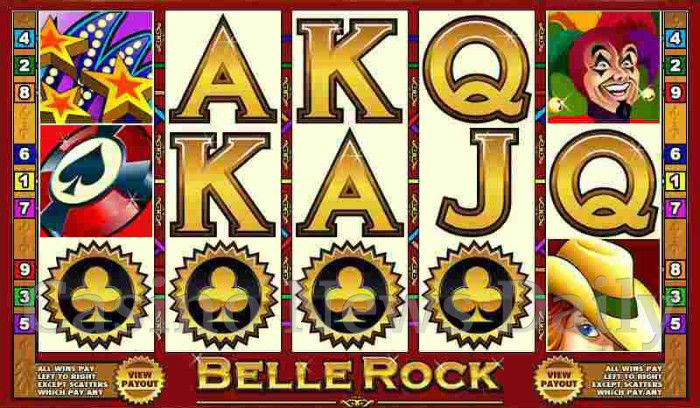 Belle Rock Online Slot