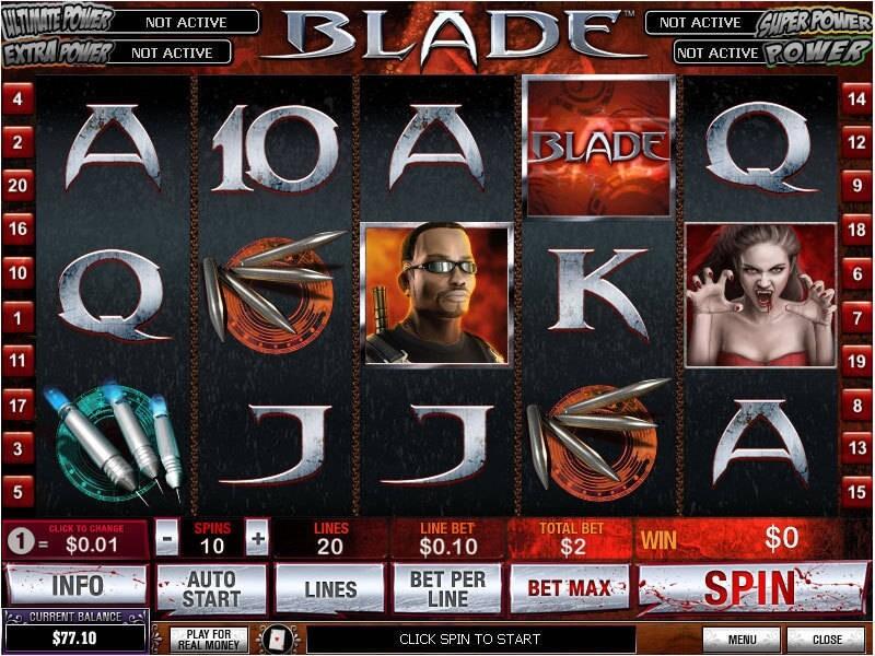 Online casino marvel slots
