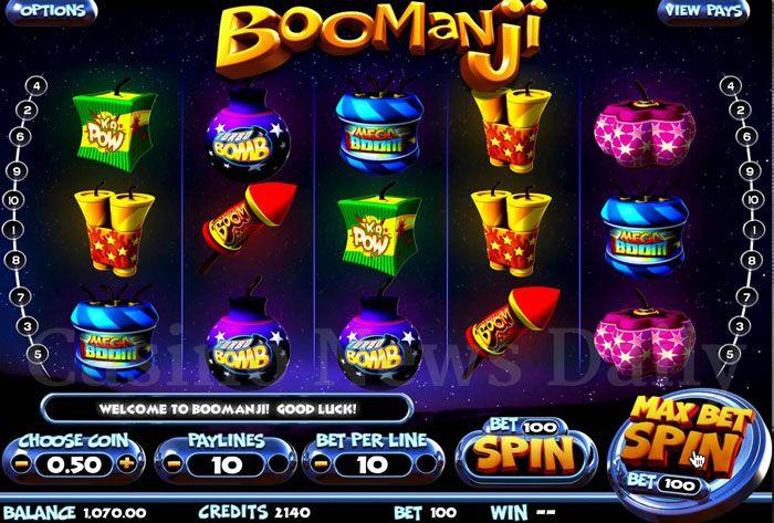 Boomanji-Slot