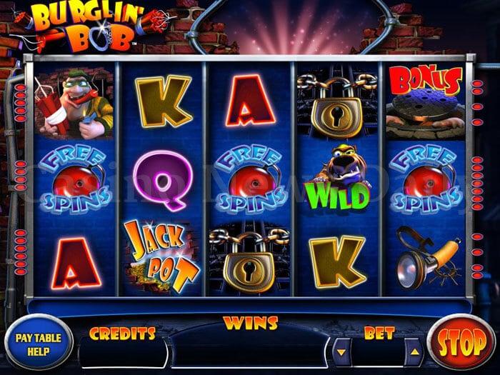 Burglin Bob Slot Machine Online ᐈ Microgaming™ Casino Slots