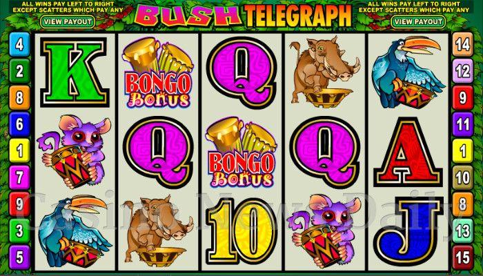 Bush Telegraph Online Slot