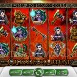 Crusade of Fortune Online Slot