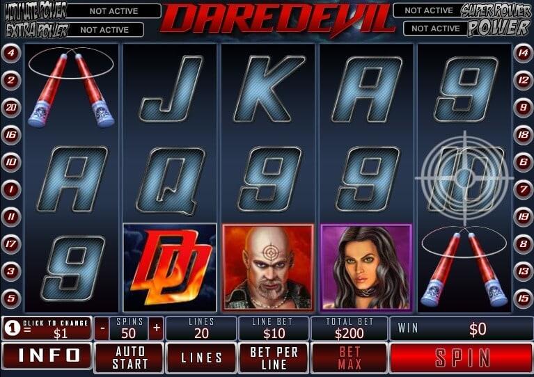 Marvel slot jackpot