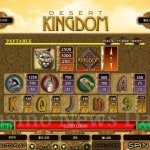 Desert Kingdom Online Slot