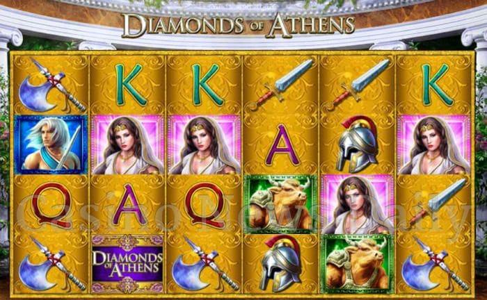 slots online casinos like a diamond