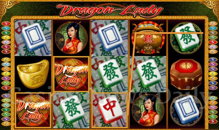 Dragon Lady Online Slot