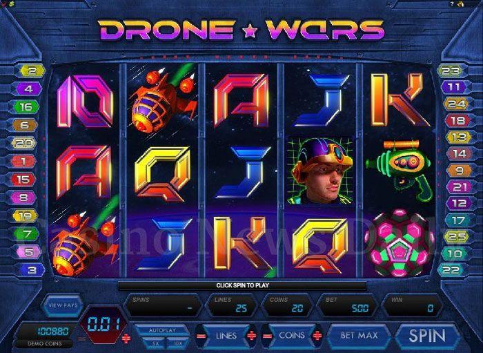 Drone-Wars-Slot
