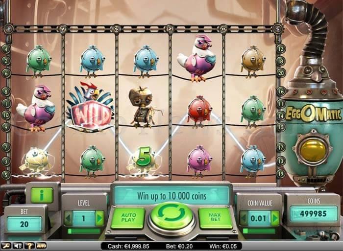 EggOMatic Online Slot