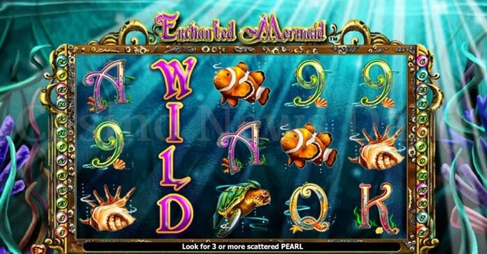 Sea Treasures Slots Online