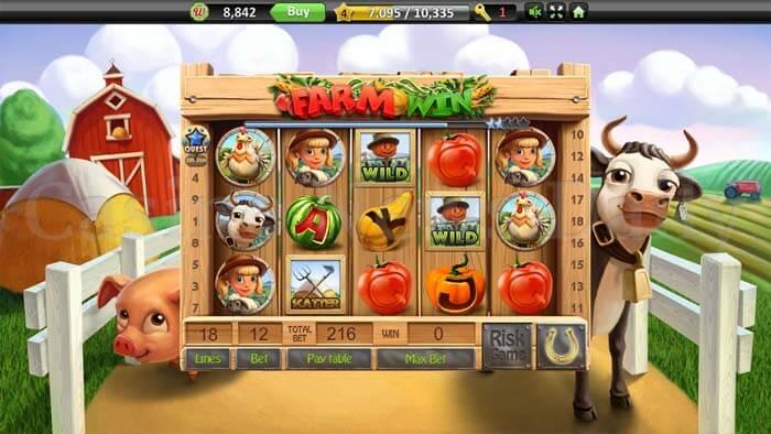 Farm Win Online Slot