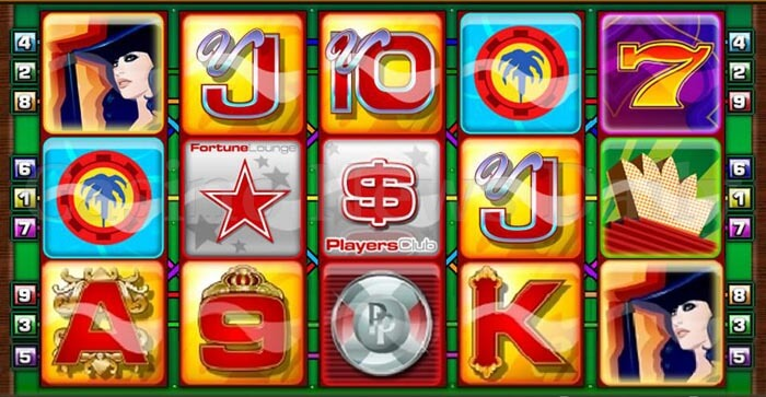 Fortune Lounge Slot microgaming