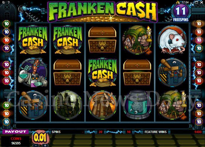 Franken Cash Online Slot