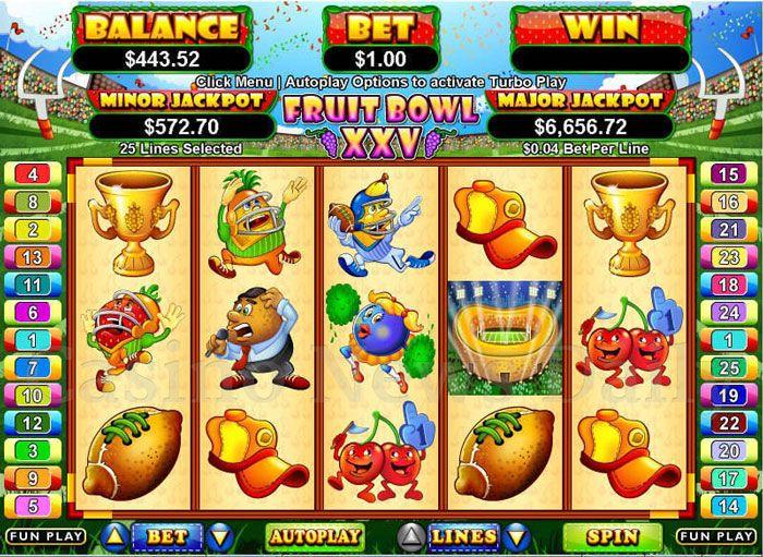 Fruit-Bowl-XXV-Slot