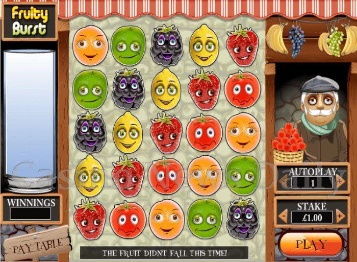 Fruity Burst Online Slot