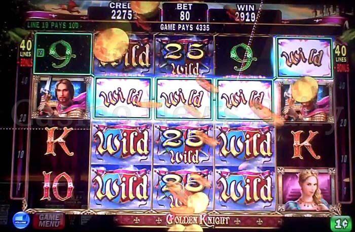 Golden Knight Slot igt