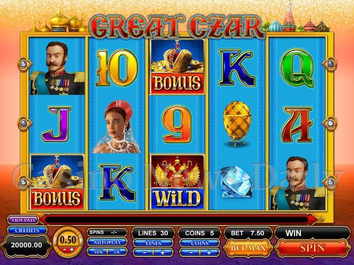 Great Czar Online Slot
