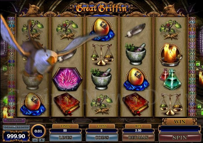 Great Griffin Online Slot