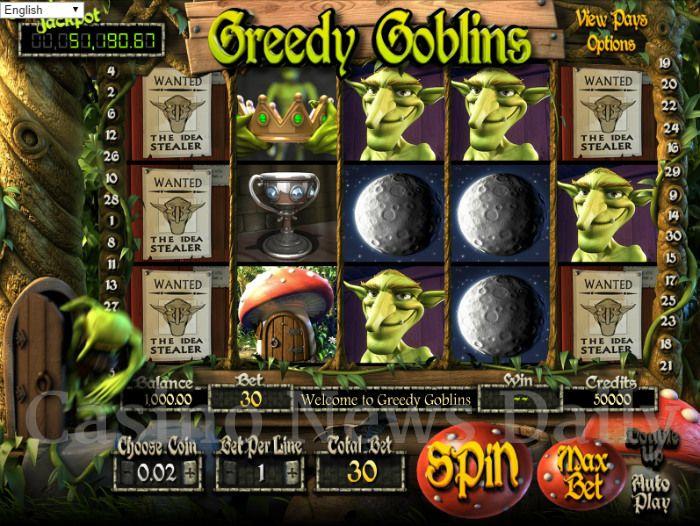 Greedy Goblins Online Slot