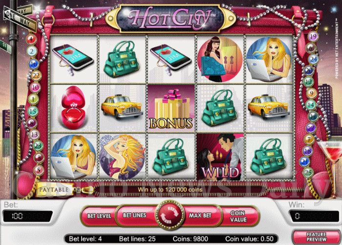 online slots sex and the city