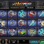 Hot Rod Online Slot