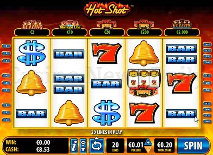 Hot Shot Online Slot