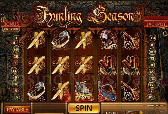Hunting-Season-Slot