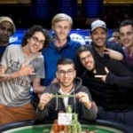 Idan Raviv Wins 2015 WSOP $1,500 No-Limit Hold'em Six-Handed Event