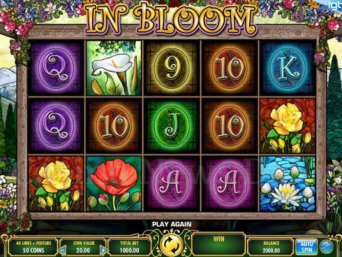In Bloom Online Slot