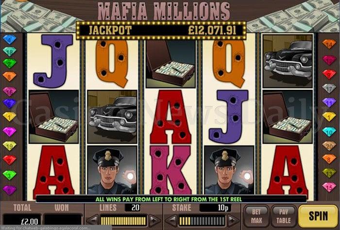 Mafia Millions Slots
