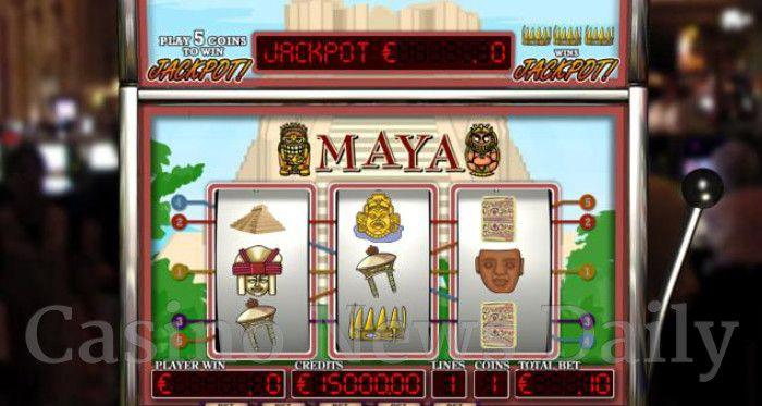 Maya Online Slot
