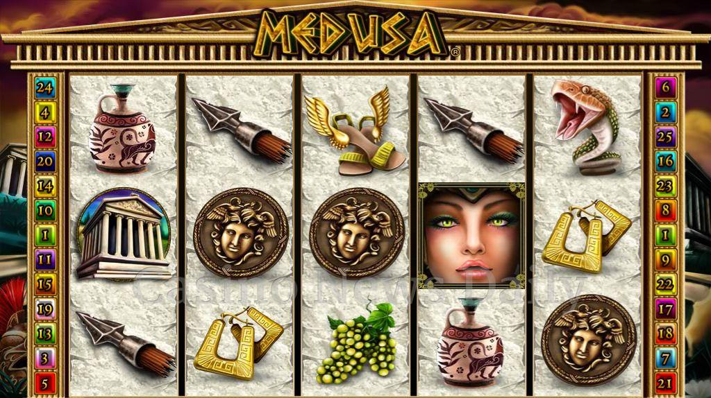 Medusa Online Slot