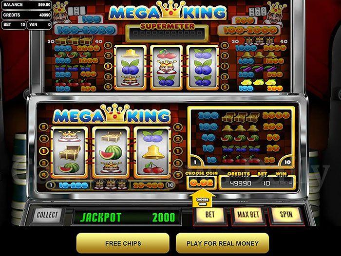 Mega-King-Slot